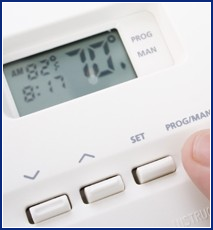 Thermostat - HVAC Houston